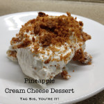 Pineapple Cream Cheese Dessert II