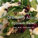 Cran Spinach Salad
