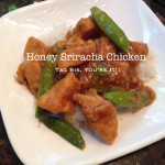 Sriracha Chicken II