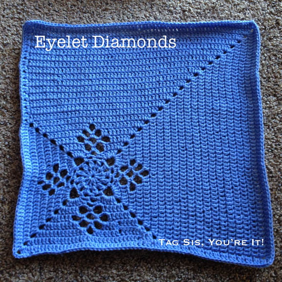 Eyelet Diamonds