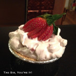 Strawberry Coolwhip Pie