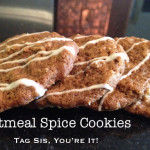 Oatmeal Spice Cookies