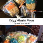 Crispy Monster Treats