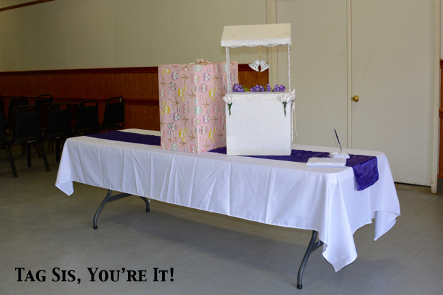 Guest Book:Gift Table