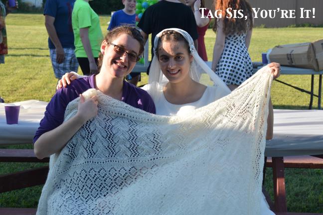 MOH:baby shawl